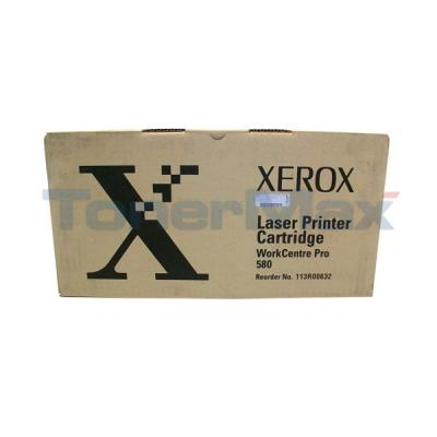 XEROX WORKCENTRE PRO 580 TONER CART BLACK